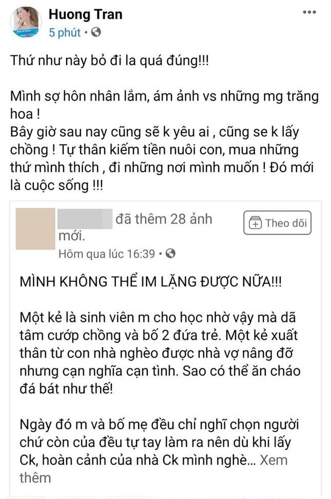 """Vợ cũ diễn viên Việt Anh bàn về ồn ào Quỳnh Anh - Duy Mạnh: """"Đừng tin vào ngôn tình"""" ảnh 3"""