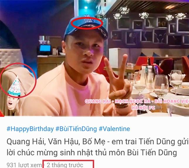 Trước 4 ngày giới thiệu bạn gái mới với bạn bè, Quang Hải vẫn đi ăn cùng Nhật Lê? ảnh 2