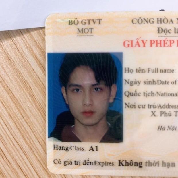Trai đẹp trường Y gây sốt cộng đồng mạng nhờ bức ảnh thẻ trên giấy phép lái xe ảnh 1