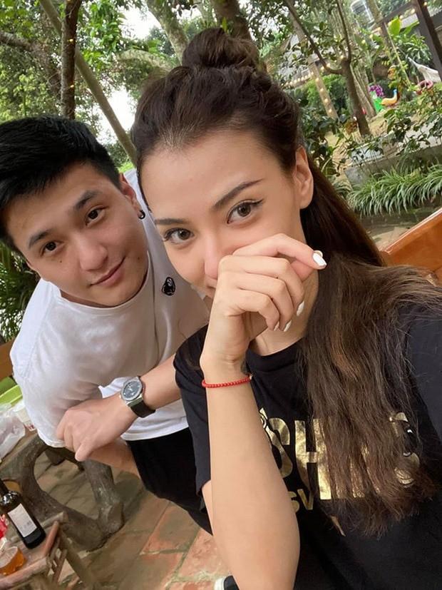 Công khai hẹn hò với Huỳnh Anh chưa bao lâu, Hồng Quế đã ẩn ý về chuyện bị phản bội? ảnh 2
