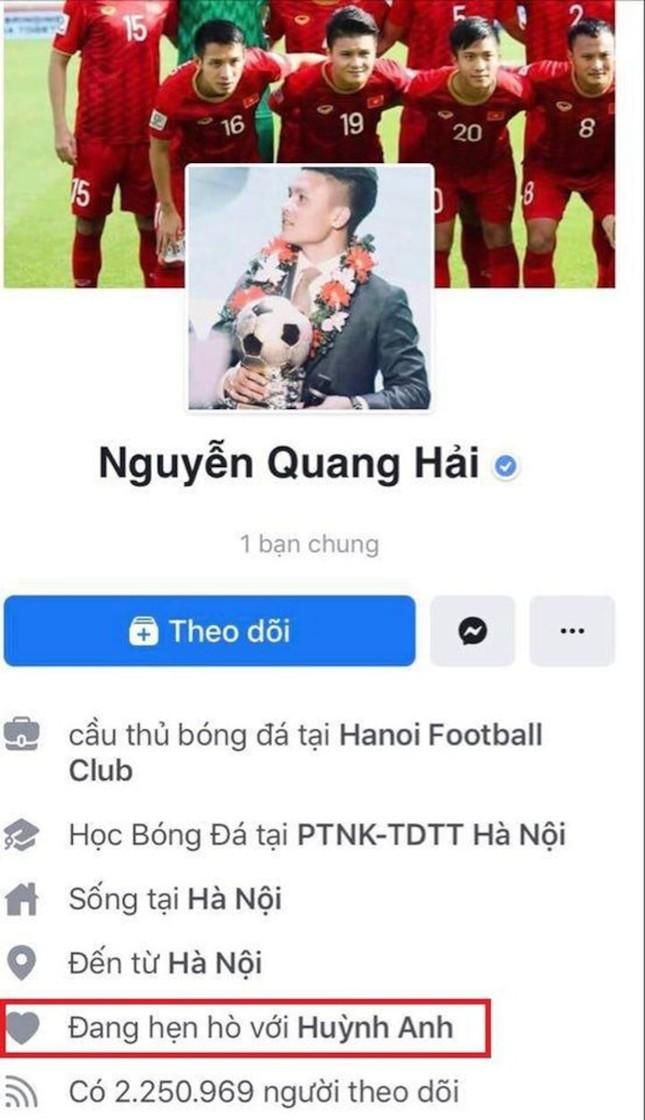 """Bạn gái mới của Quang Hải """"đáp trả"""" anti-fan khi bị chửi bới và """"trù dập"""" chuyện tình cảm ảnh 2"""