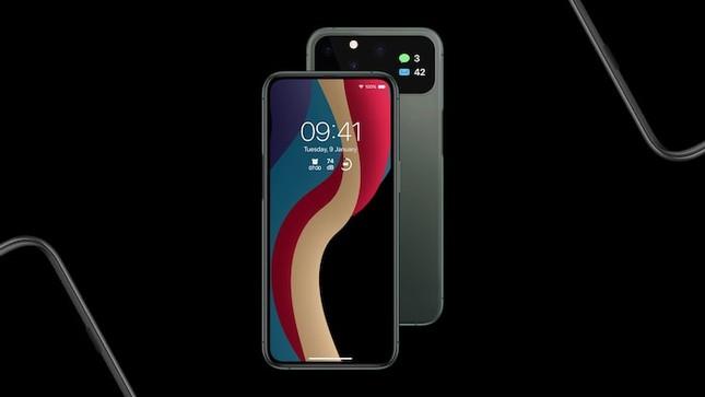 Chân dung iPhone 12 đẹp không thể rời mắt với màn hình tràn viền toàn vẹn, 5 camera sau ảnh 9
