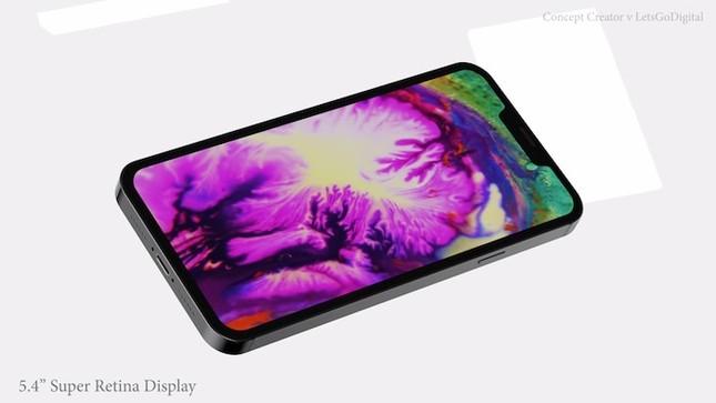 Ngỡ ngàng thiết kế tuyệt đẹp của iPhone 12: Vuông vắn góc cạnh, kích thước bằng iPhone 5s ảnh 7