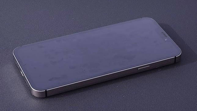 Ngỡ ngàng thiết kế tuyệt đẹp của iPhone 12: Vuông vắn góc cạnh, kích thước bằng iPhone 5s ảnh 4