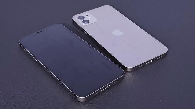 Ngỡ ngàng thiết kế tuyệt đẹp của iPhone 12: Vuông vắn góc cạnh, kích thước bằng iPhone 5s ảnh 9