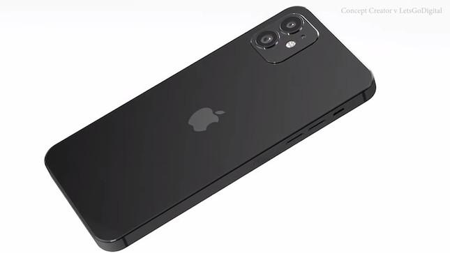 Ngỡ ngàng thiết kế tuyệt đẹp của iPhone 12: Vuông vắn góc cạnh, kích thước bằng iPhone 5s ảnh 10
