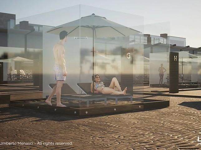 Tắm biển thời giãn cách xã hội - sáng kiến này sẽ thay đổi trải nghiệm đi biển của bạn! ảnh 3
