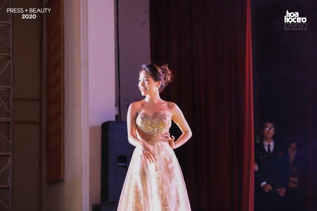 """Chung kết """"Press Beauty"""": Sinh viên lớp Xã hội học trở thành Hoa khôi Báo chí 2020 ảnh 9"""