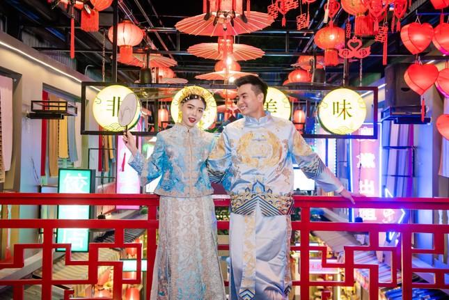 Quán chè phong cách Thượng Hải đầu tiên đã có mặt ở Hà Nội ảnh 4