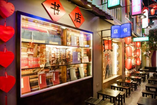 Quán chè phong cách Thượng Hải đầu tiên đã có mặt ở Hà Nội ảnh 1