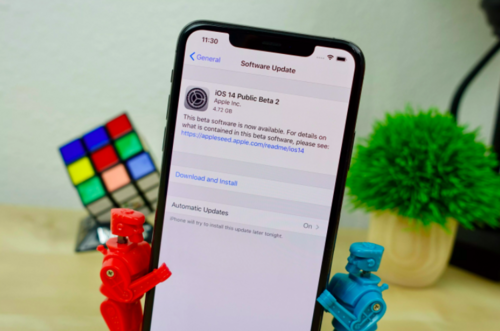Người dùng iPhone có thể tải iOS 14 từ hôm nay và đây là cách giúp bạn làm điều đó ảnh 3