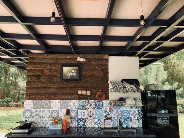 """Tha hồ """"sống ảo"""" ở villa nhà kính giữa rừng thông cách trung tâm Hà Nội 1 tiếng chạy xe! ảnh 10"""