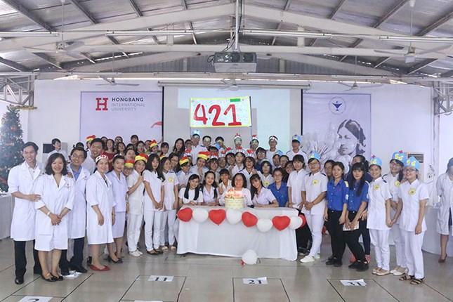 Tin được không: Học phí ngành Y khoa của Đại học Quốc tế Hồng Bàng lên đến 1,1 tỷ đồng? ảnh 2