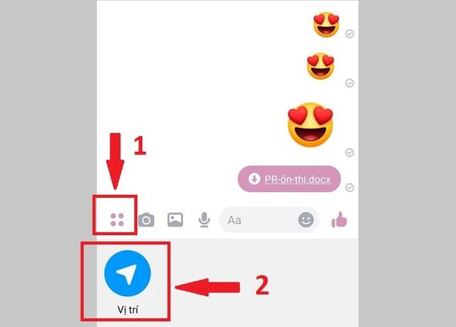 Thử ngay 16 tính năng hay ho có thể bạn chưa biết khi dùng Facebook Messenger  ảnh 13