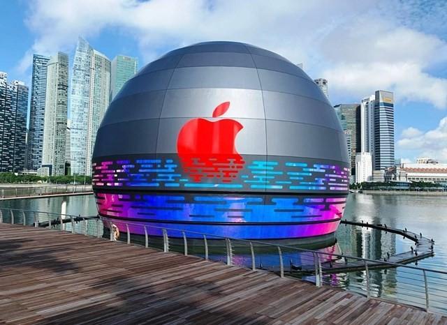 Apple Store xịn xò nhất Đông Nam Á sắp ra mắt, tín đồ Táo khuyết lên lịch check-in là vừa ảnh 4