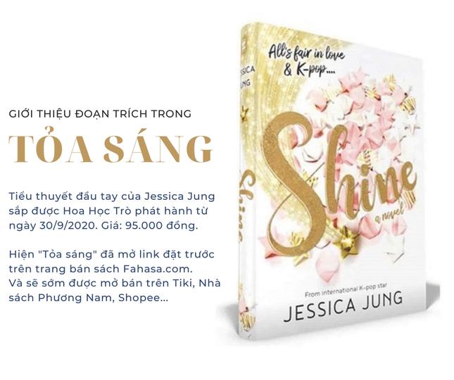 """""""SHINE"""" - Jessica Jung (trích Chương 1): """"Chúng em sinh ra là để dành cho nhau!"""" ảnh 2"""