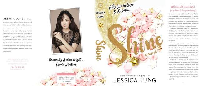 """""""SHINE"""" - Jessica Jung (trích Chương 1): """"Chúng em sinh ra là để dành cho nhau!"""" ảnh 3"""