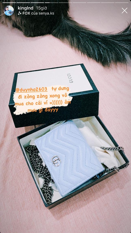 Linh Ngọc Đàm khoe người yêu cũ tặng túi hàng hiệu, cộng đồng mạng tranh cãi trái chiều ảnh 4
