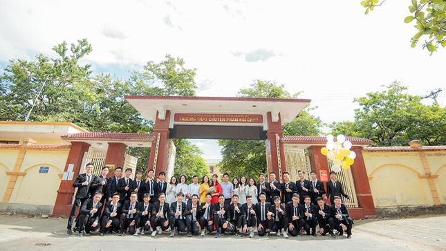"""Lớp học """"siêu nhân"""" ở Nghệ An: 2/3 lớp được tuyển thẳng Đại học, còn lại đều trên 27 điểm ảnh 3"""