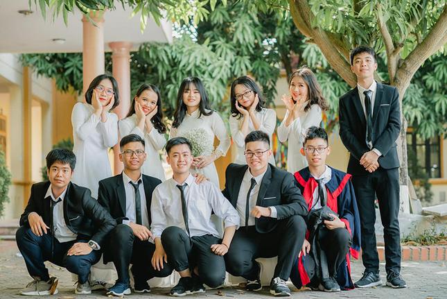"""Lớp học """"siêu nhân"""" ở Nghệ An: 2/3 lớp được tuyển thẳng Đại học, còn lại đều trên 27 điểm ảnh 2"""