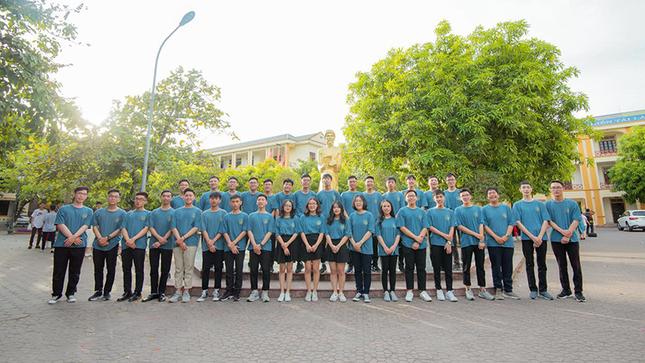 """Lớp học """"siêu nhân"""" ở Nghệ An: 2/3 lớp được tuyển thẳng Đại học, còn lại đều trên 27 điểm ảnh 4"""