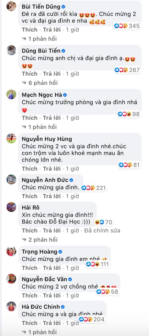 """Sau 7 tháng kết hôn với Duy Mạnh, """"công chúa béo"""" Quỳnh Anh hạ sinh bé trai kháu khỉnh ảnh 3"""