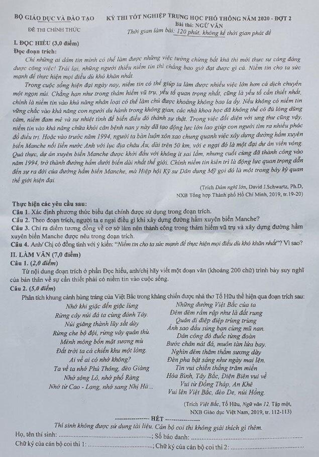 """Đen Vâu chưa hết """"duyên nợ"""" với đề thi Văn: Thêm một màn """"tiên tri"""" trúng phóc ảnh 1"""