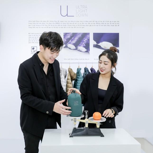 """Hà Nội: """"Đả nữ"""" Ngô Thanh Vân, vợ chồng Trang Lou - Tùng Sơn tham dự triển lãm thời trang ảnh 3"""