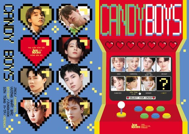 Hoa Học Trò 1343: Mở mắt thấy cầu vồng, tặng ngay fanbook khổ lớn Candy Boys ảnh 2