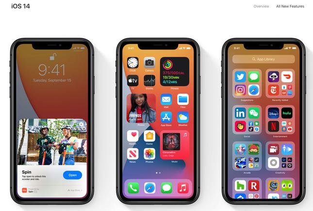 iOS 14 chính thức ra mắt trên toàn cầu, người dùng iPhone cần làm gì để có thể cài đặt? ảnh 2