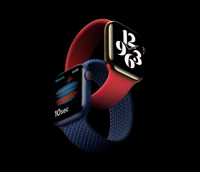Apple ra mắt Apple Watch Series 6 cực xịn nhưng iFan lại chú ý tới Apple Watch SE giá rẻ ảnh 1