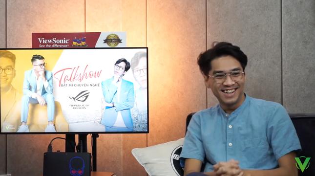 Tham gia talkshow cùng ViruSs, PewPew bất ngờ chia sẻ về những góc khuất của Độ Mixi ảnh 2