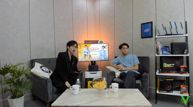 Tham gia talkshow cùng ViruSs, PewPew bất ngờ chia sẻ về những góc khuất của Độ Mixi ảnh 1