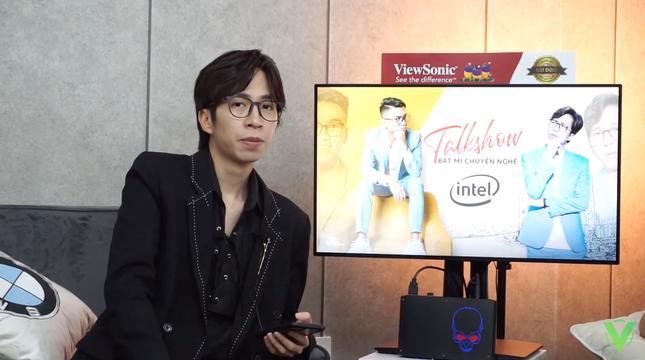 Tham gia talkshow cùng ViruSs, PewPew bất ngờ chia sẻ về những góc khuất của Độ Mixi ảnh 3