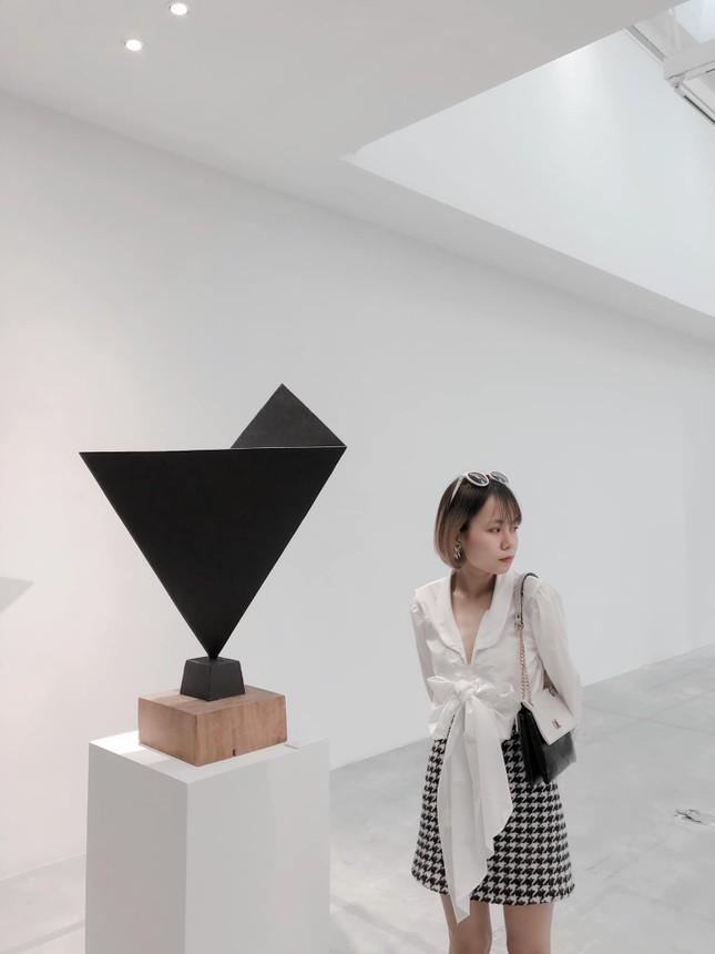 Hà Nội: Teen mê nghệ thuật đã check-in Triển lãm Điêu khắc Hà Nội - Sài Gòn chưa? ảnh 5