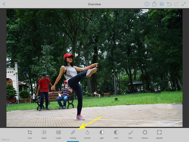 """Các ứng dụng miễn phí giúp bạn xóa bỏ vật thể không mong muốn để có bức ảnh """"nghìn like"""" ảnh 4"""