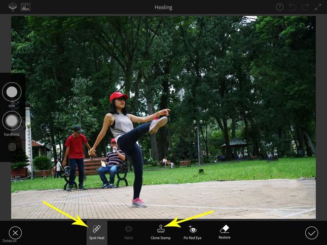 """Các ứng dụng miễn phí giúp bạn xóa bỏ vật thể không mong muốn để có bức ảnh """"nghìn like"""" ảnh 5"""