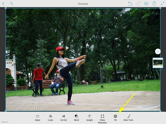 """Các ứng dụng miễn phí giúp bạn xóa bỏ vật thể không mong muốn để có bức ảnh """"nghìn like"""" ảnh 6"""