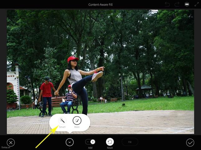 """Các ứng dụng miễn phí giúp bạn xóa bỏ vật thể không mong muốn để có bức ảnh """"nghìn like"""" ảnh 7"""