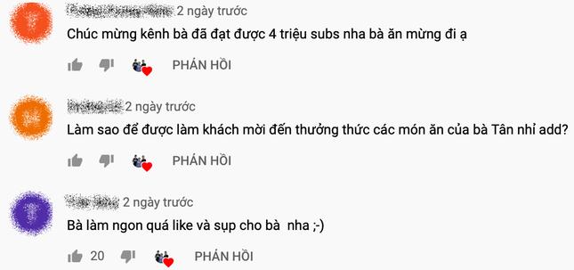 Phản ứng bất ngờ của Bà Tân Vlog khi bị chỉ trích sau lùm xùm của con trai Hưng Vlog ảnh 4