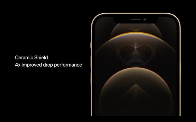 Phiên bản iPhone 12 Pro, iPhone 12 Pro Max: Màn hình lớn viền mỏng, có thêm 2 màu sắc mới ảnh 4