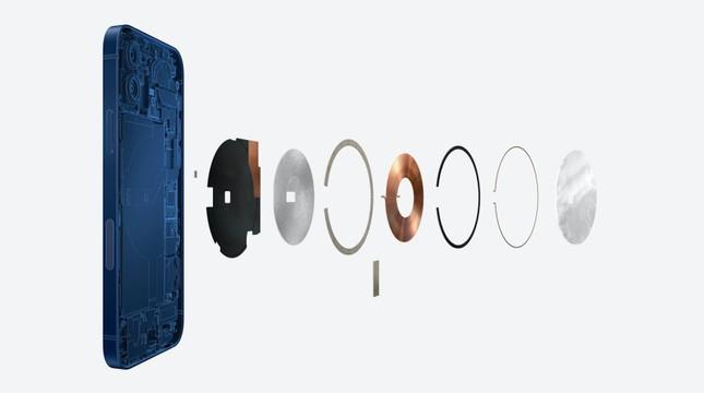 """Sạc MagSafe được Apple """"hồi sinh"""" trở lại trên thế hệ iPhone 12, hỗ trợ sạc không dây 15W ảnh 2"""