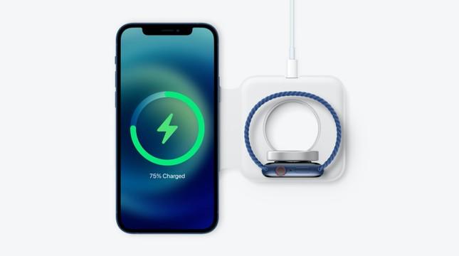 """Sạc MagSafe được Apple """"hồi sinh"""" trở lại trên thế hệ iPhone 12, hỗ trợ sạc không dây 15W ảnh 3"""