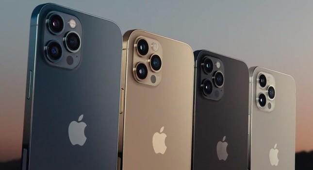 Phiên bản iPhone 12 Pro, iPhone 12 Pro Max: Màn hình lớn viền mỏng, có thêm 2 màu sắc mới ảnh 1