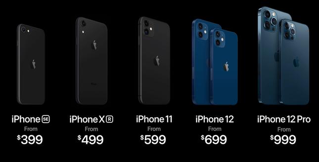 """iPhone 12 dự kiến về Việt Nam với giá từ 22 triệu đồng, các iFan đua nhau """"đặt gạch"""" ảnh 1"""