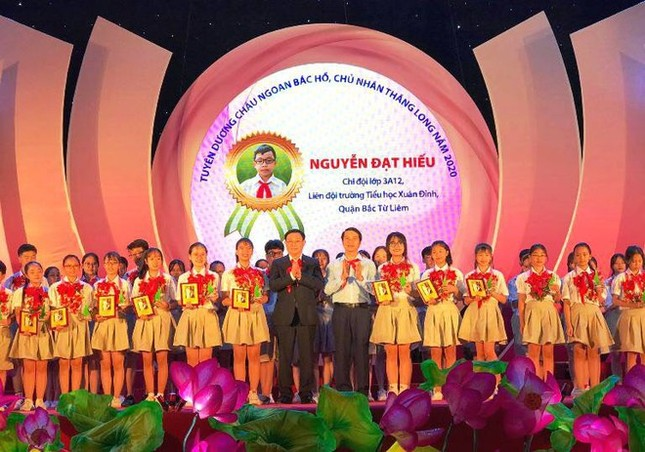 344 đại biểu ưu tú sẽ tham dự Đại hội Cháu ngoan Bác Hồ toàn quốc lần thứ IX ảnh 1
