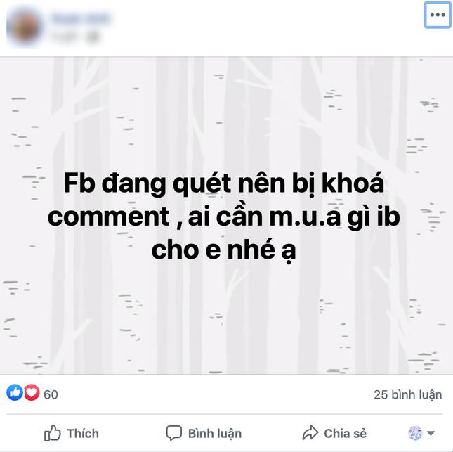Người dùng Facebook Việt Nam hoang mang khi bài đăng từ 2 hình trở lên bị khoá bình luận ảnh 4