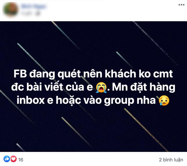 Người dùng Facebook Việt Nam hoang mang khi bài đăng từ 2 hình trở lên bị khoá bình luận ảnh 3