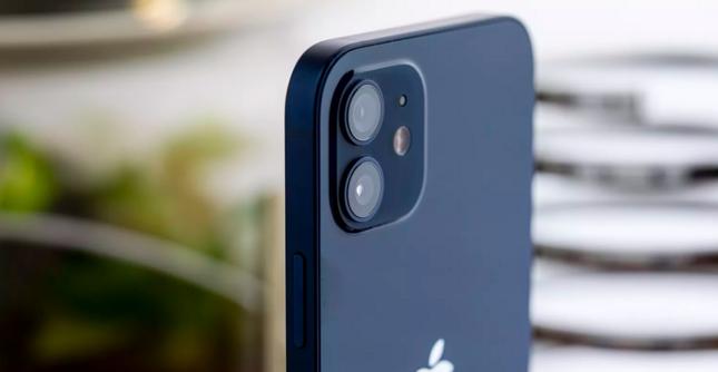 """Cận cảnh iPhone 12 """"bằng xương bằng thịt"""": Màu xanh dương khiến các iFan thất vọng ảnh 2"""