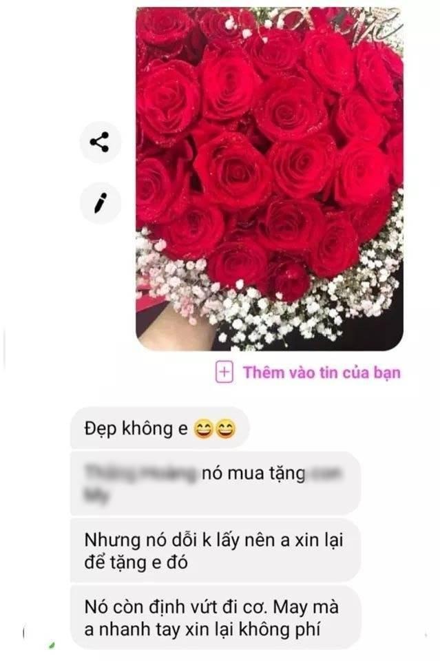Chàng trai đi xin hoa để tặng người yêu vào ngày 20/10 khiến dân mạng tranh cãi nảy lửa ảnh 1
